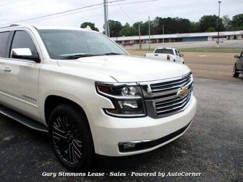 2015 Chevrolet Suburban for sale at Gary Simmons Lease - Sales in Mckenzie TN