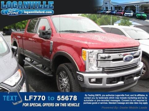 2017 Ford F-250 Super Duty for sale at Loganville Quick Lane and Tire Center in Loganville GA