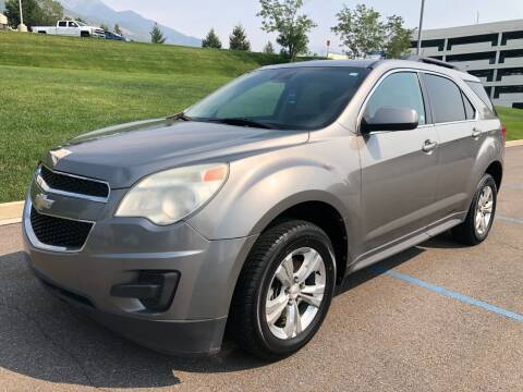 2012 Chevrolet Equinox for sale at DRIVE N BUY AUTO SALES in Ogden UT