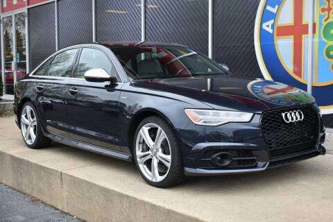 2017 Audi S6 for sale at Alfa Romeo & Fiat of Strongsville in Strongsville OH