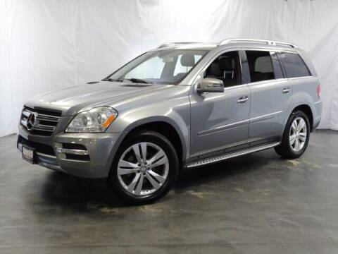 2012 Mercedes-Benz GL-Class for sale at United Auto Exchange in Addison IL