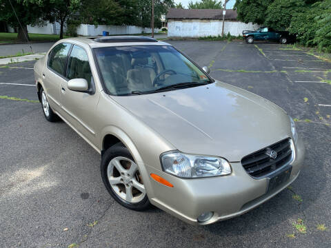 2000 Nissan Maxima for sale at Ace's Auto Sales in Westville NJ