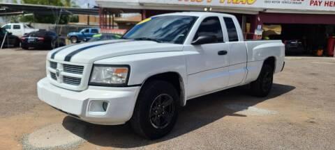 2011 RAM Dakota for sale at Fast Trac Auto Sales in Phoenix AZ