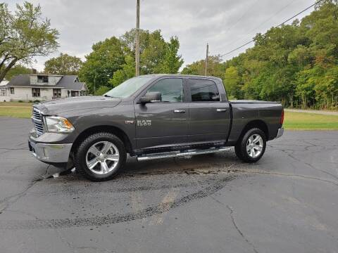 2018 RAM Ram Pickup 1500 for sale at Depue Auto Sales Inc in Paw Paw MI