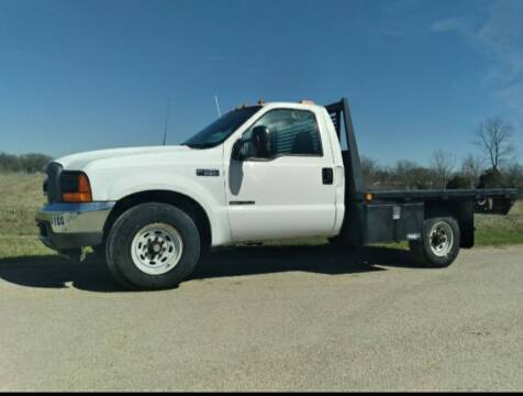 2001 Ford F-350 Super Duty for sale at South Point Auto Sales in Buda TX