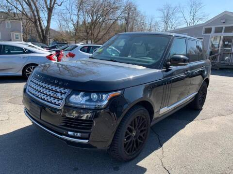 2013 Land Rover Range Rover for sale at Top Line Import in Haverhill MA