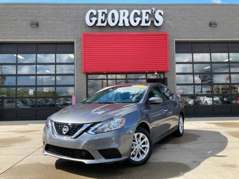 2019 Nissan Sentra for sale at George's Used Cars - Pennsylvania & Allen in Brownstown MI