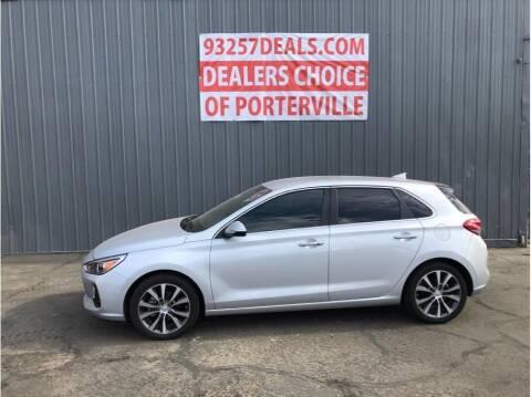 2018 Hyundai Elantra GT for sale at Dealers Choice Inc in Farmersville CA