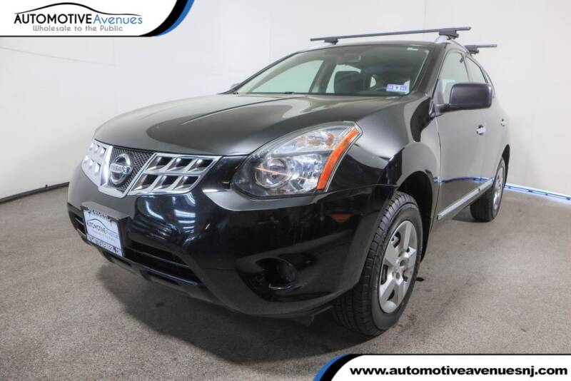 2014 Nissan Rogue Select for sale in Wall Township, NJ