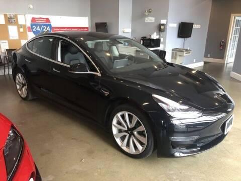 2018 Tesla Model 3 for sale at BATTENKILL MOTORS in Greenwich NY