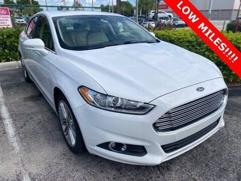 2015 Ford Fusion for sale at JumboAutoGroup.com in Hollywood FL