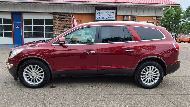 2011 Buick Enclave for sale at Twin City Motors in Grand Forks ND