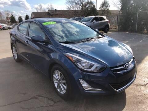 2015 Hyundai Elantra for sale at Newcombs Auto Sales in Auburn Hills MI