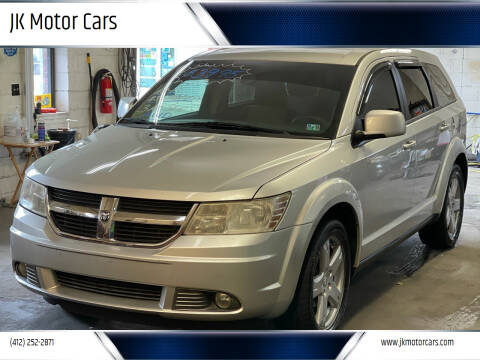 2009 Dodge Journey for sale at JK Motor Cars in Pittsburgh PA