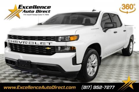 2019 Chevrolet Silverado 1500 for sale at Excellence Auto Direct in Euless TX