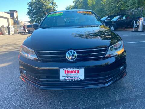 2016 Volkswagen Jetta for sale at Elmora Auto Sales in Elizabeth NJ