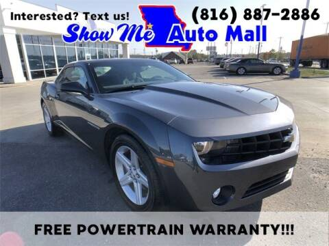 2011 Chevrolet Camaro for sale at Show Me Auto Mall in Harrisonville MO