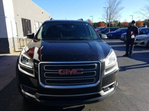 2017 GMC Acadia Limited for sale at Lou Sobh Kia in Cumming GA