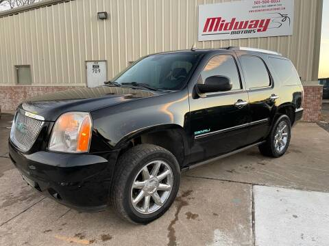 2011 GMC Yukon for sale at Midway Motors in Conway AR
