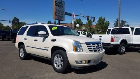 2007 Cadillac Escalade for sale at SIERRA AUTO LLC in Salem OR