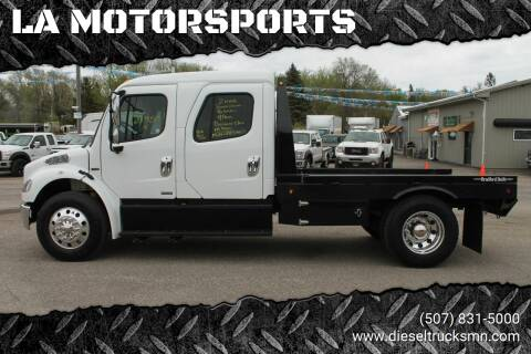 2006 Freightliner M2 106 for sale at LA MOTORSPORTS in Windom MN