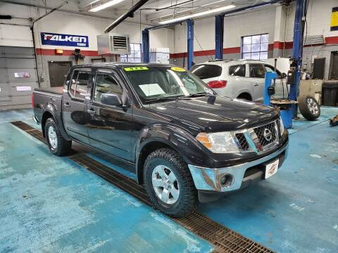 2010 Nissan Frontier for sale at Stach Auto in Janesville WI