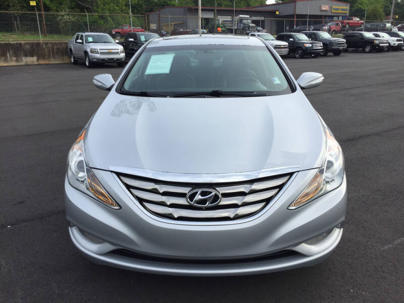 2011 Hyundai Sonata for sale at Beckham's Used Cars in Milledgeville GA