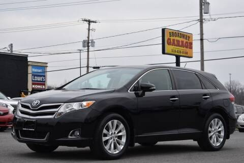 2013 Toyota Venza for sale at Broadway Garage of Columbia County Inc. in Hudson NY