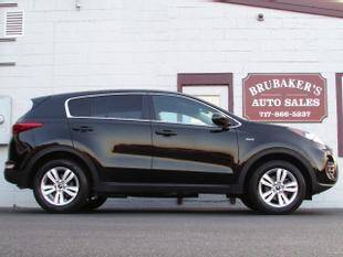 2017 Kia Sportage for sale at Brubakers Auto Sales in Myerstown PA