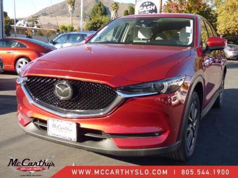 2017 Mazda CX-5 for sale at McCarthy Wholesale in San Luis Obispo CA