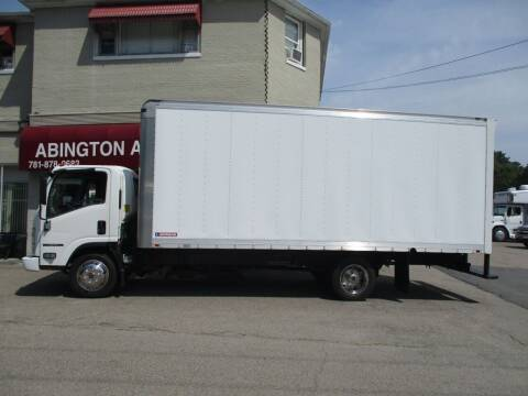 2013 Isuzu NPR-HD for sale at Abington Auto Mall LLC in Abington MA