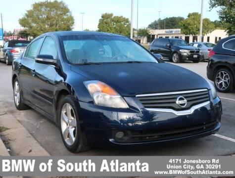 2007 Nissan Altima for sale at Carol Benner @ BMW of South Atlanta in Union City GA