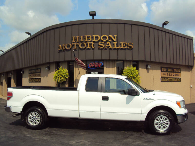 2014 Ford F-150 for sale at Hibdon Motor Sales in Clinton Township MI
