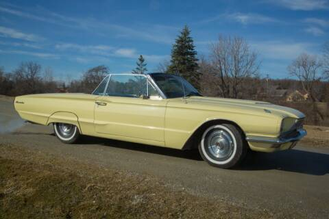 1966 Ford Thunderbird for sale at Essex Motorsport, LLC in Essex Junction VT