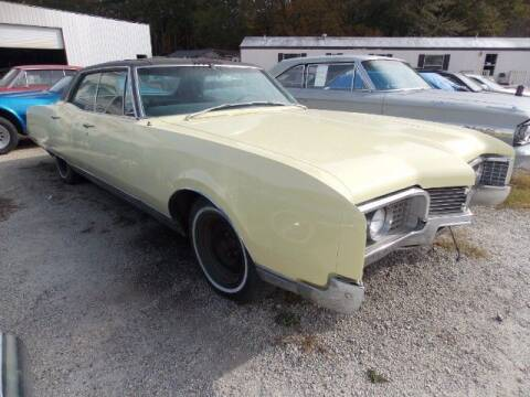 1967 Oldsmobile Ninety-Eight for sale at Classic Car Deals in Cadillac MI