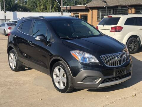 2015 Buick Encore for sale at Safeen Motors in Garland TX