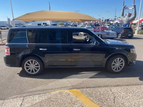 2018 Ford Flex for sale at Camelback Volkswagen Subaru in Phoenix AZ