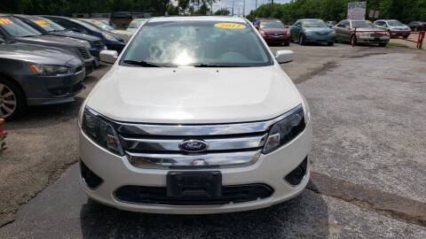 2012 Ford Fusion for sale at Anthony's Auto Sales of Texas, LLC in La Porte TX
