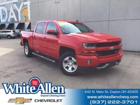 2018 Chevrolet Silverado 1500 for sale at WHITE-ALLEN CHEVROLET in Dayton OH