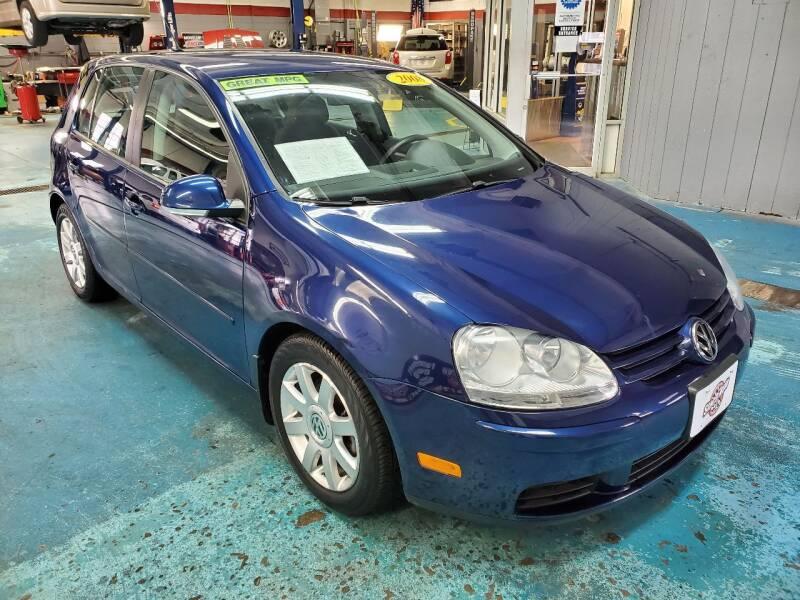 2008 Volkswagen Rabbit for sale at Stach Auto in Janesville WI