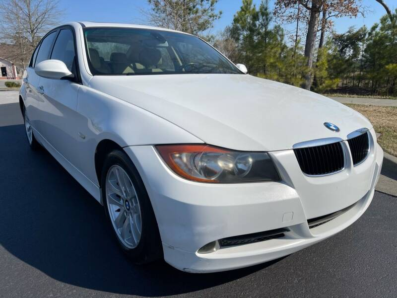 2007 BMW 3 Series for sale at LA 12 Motors in Durham NC