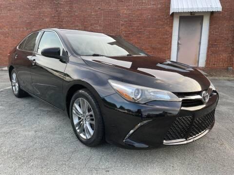 2015 Toyota Camry for sale at Pristine AutoPlex in Burlington NC
