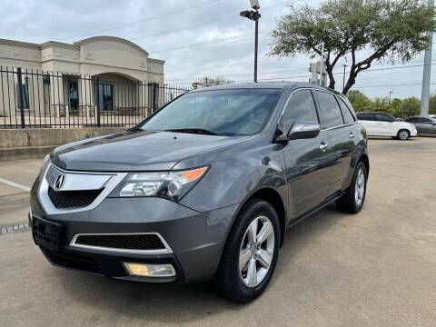 2010 Acura MDX for sale at CityWide Motors in Garland TX