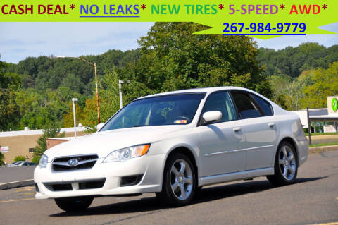 2009 Subaru Legacy for sale at T CAR CARE INC in Philadelphia PA