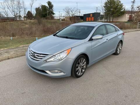 2012 Hyundai Sonata for sale at Abe's Auto LLC in Lexington KY