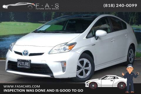 2015 Toyota Prius for sale at Best Car Buy in Glendale CA