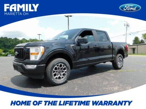 2021 Ford F-150 for sale at Pioneer Family preowned autos in Williamstown WV
