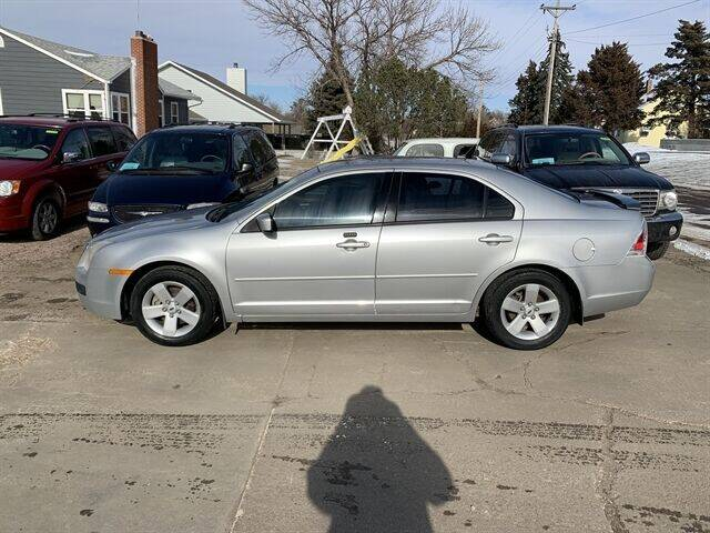 2009 Ford Fusion for sale at Daryl's Auto Service in Chamberlain SD