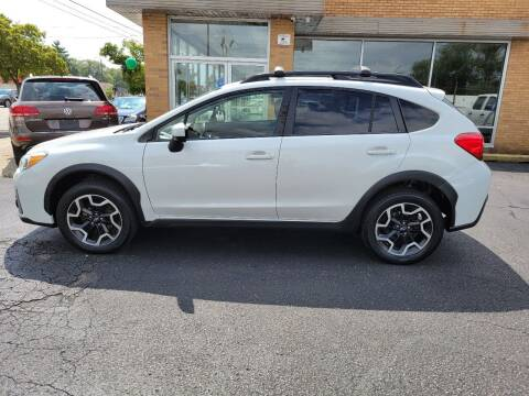 2016 Subaru Crosstrek for sale at Auto Sport INC in Grand Rapids MI