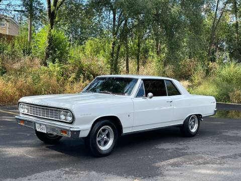 1964 Chevrolet Chevelle for sale at MGM CLASSIC CARS-New Arrivals in Addison IL